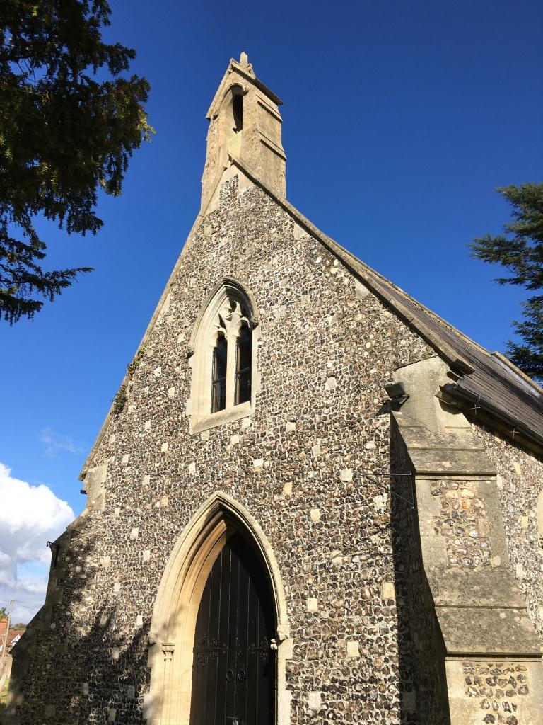 Standard Victorian Chapel